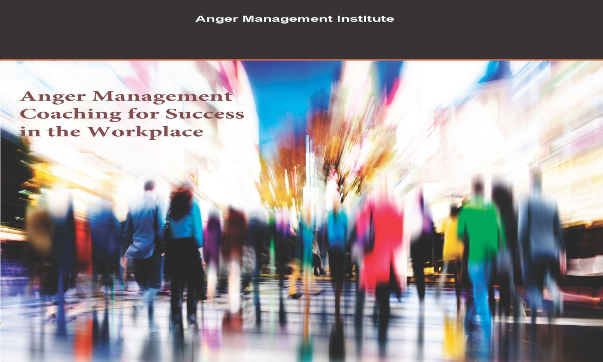 Anger Management Institute Coaching